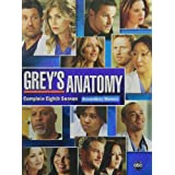 Grey's Anatomy: The Complete Eighth Seasonby Ellen Pompeo
