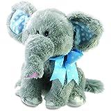 "Cuddle Barn ""Elliot Elephant"" Animated Singing Elephant: Do Your Ears Hang Low"