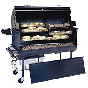 GC BBQ: Super Cooker - Large Portable BBQ Grills