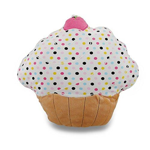 cute plush chocolate cupcake - photo #7