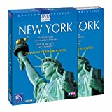 "echange, troc Coffret Prestige New York - Manhattan, la passion de la démesure + New York City, les ""5 boroughs"""