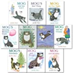 Mog the Cat 10 Books Collection Set P...