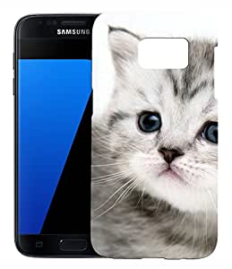 Toppings 3D Printed Designer Hard Back Case For Samsung Galaxy S7 Design-10493