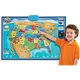 Zanzoon Interactive Map - USA - English