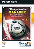 Championship Manager: Season 01/02 (PC CD)