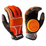Sector 9 BHNC Slide Glove, Orange, Small/Medium