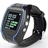Generic GPS Tracker Wrist Watch Realtime GSM GPRS Security Surveillance Quad Band SOS