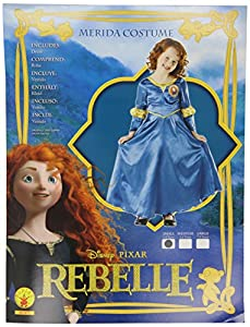 Merida™ costume for girl - 3 to 4 years/ Toddler-Small