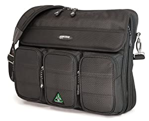 Mobile Edge MESFMB ScanFast Messenger Bag (Black) by Mobile Edge