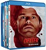 Dexter: Seasons 1-5 [Blu-ray]