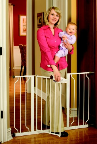 Regalo-Easy-Step-Extra-Wide-Walk-Thru-Gate-White