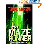 James Dashner (Author)   1432 days in the top 100  (5771)  Download:   $1.99