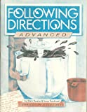 img - for Following Directions: Advanced/Ac163.5 (5 Pack) book / textbook / text book