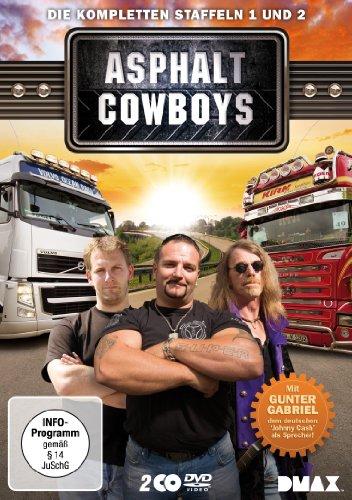 Asphalt Cowboys - Die kompletten Staffeln 1 und 2 [2 DVDs] hier kaufen
