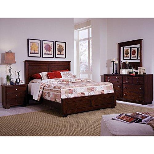 Pine Bedroom Set front-979630