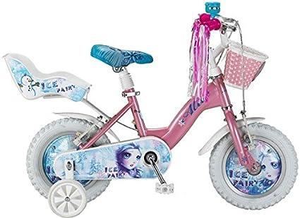 """Fille Vélo 12""""Ice Fairy Rose"""