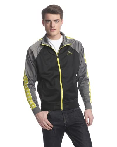 Kappa Men's Banda Tamag Jacket
