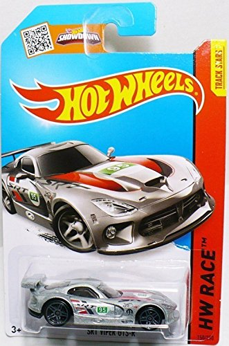 2015 Hot Wheels HW Race SRT Viper GTS-R 150/250