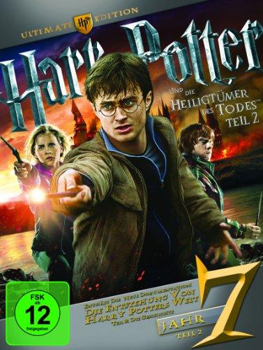 Harry Potter und die Heiligtümer des Todes Teil 2 (Ultimate Edition) [3 DVDs]