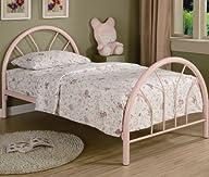 Roundhill Furniture Belledica Metal B…