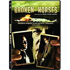 BROKEN HORSES debuts on DVD and Digital HD September 1st from Sony Pictures