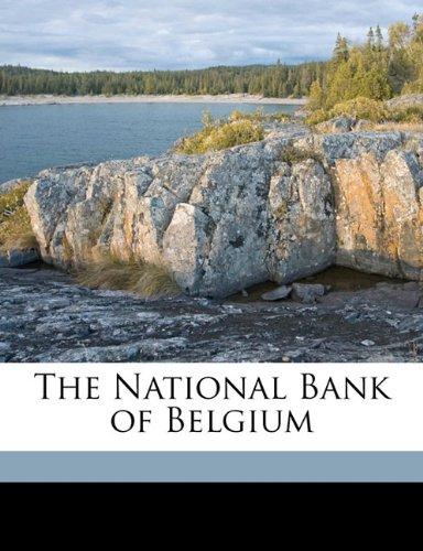 The National Bank of Belgium