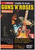 echange, troc Learn to Play - Guns and Roses Vol. 2 [Import anglais]