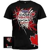 Cage Fighter - Stout Mini Blast T-Shirt