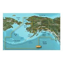 Garmin Vus517L Alaska South - Sd Card