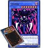 YuGiOh NUMH EN052 1st Ed Chakra Super Rare Card Number Hunters Yu Gi Oh Single Card