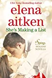 She's Making A List: The Springs Holiday Novella