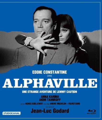 アルファヴィル Blu-ray