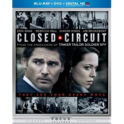 Closed Circuit (Blu-ray + DVD + Digital HD with UltraViolet)
