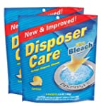 Disposer Care Garbage Disposer Cleane...