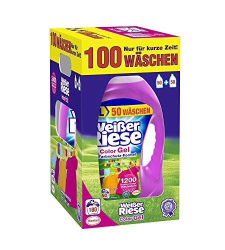 weisser-riese-color-gel-waschmittel-1er-pack-1-x-100-waschladungen