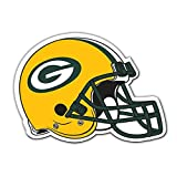 Fremont Die Consumer Products F98816 8 In. Magnet Helmet Green Bay Packers