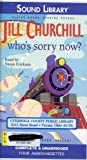 Whos Sorry Now? (Grace & Favor Mystery Series #6)