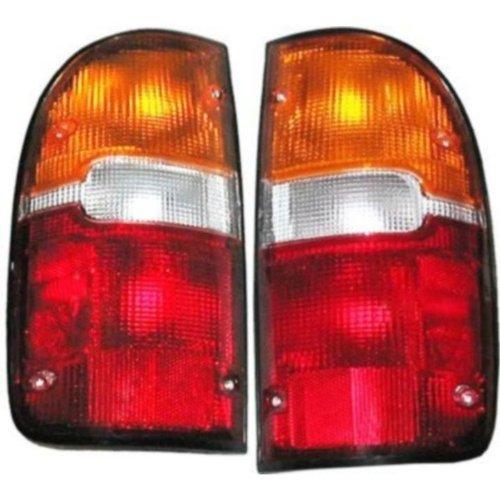 Qp Z7146 + Z7147-B Toyota Tacoma Passenger/Driver 4Wd Tail Light Lamp Assembly