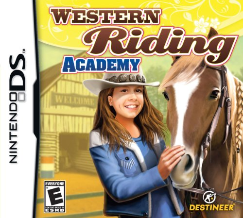 Western Riding Academy - Nintendo DS - 1
