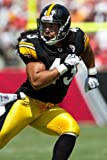 Troy Polamalu Poster Photo Limited Print Pittsburgh Steelers NFL Football Player Sexy Celebrity Athlete Size 22x28 #2 at Amazon.com