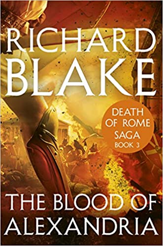 Blood of Alexandria (Aelric 3)
