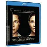 The Curious Case Of Benjamin Button (The Criterion Collection) [Blu-ray] ~ Brad Pitt