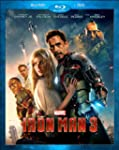 Iron Man 3 [Blu-ray + DVD] (Bilingual)