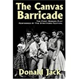The Canvas Barricadeby Donald Lamont Jack