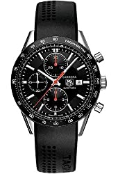 TAG Heuer Men's CV2014.FT6007 Carrera Automatic Chronograph Legend Watch