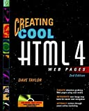 Creating Cool HTML 4 Web Pages