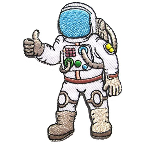 Best Price Astronaut - A journey to space Iron on Patches - 6Patch
