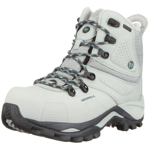 Merrell Women's WHITEOUT 8 WATERPROOF J88176 Boots White EU 38.5