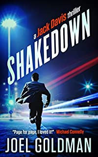 Shakedown by Joel Goldman ebook deal