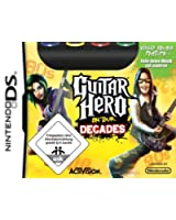 Guitar Hero: On Tour - Decades inkl. Guitar Grip [Edizione : Germania]